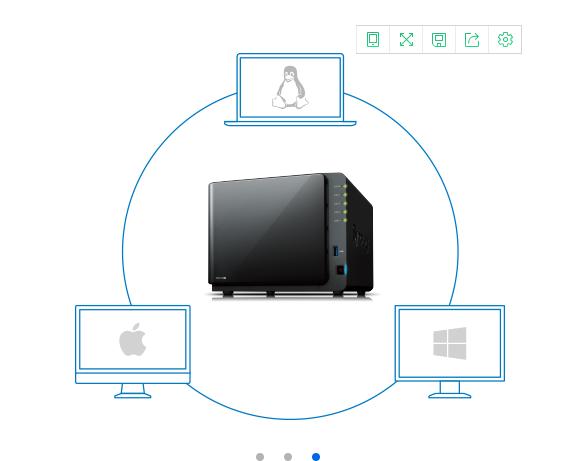 如何将 Linux 计算机备份到 Synology NAS